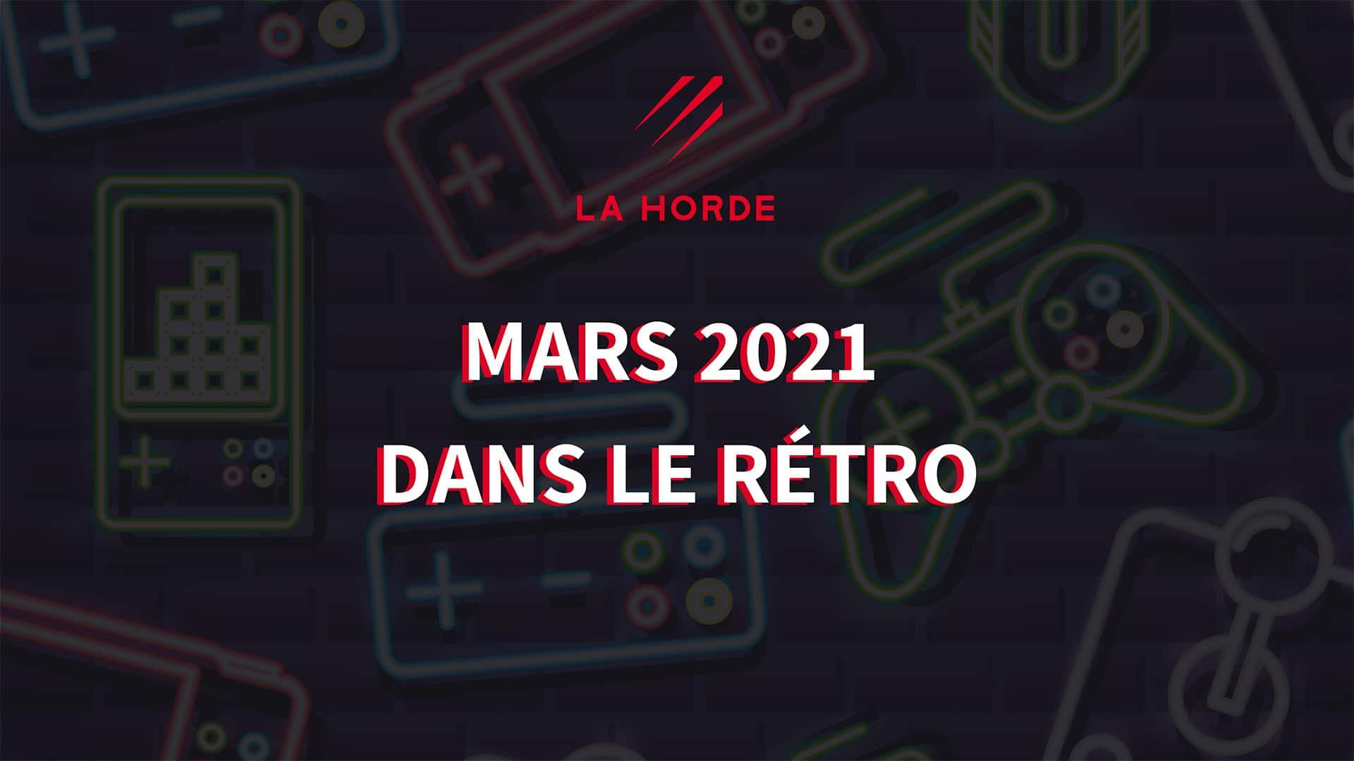 Mars 2021 La Horde Blog Jeux Vidéo