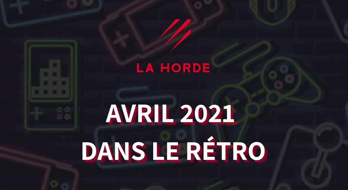La Horde Avril 2021 Blog Cover